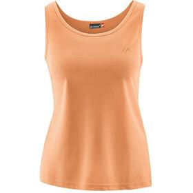 Maier Sports Petra Top Dames, oranje